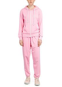 Кофта женская Lucy розового цвета