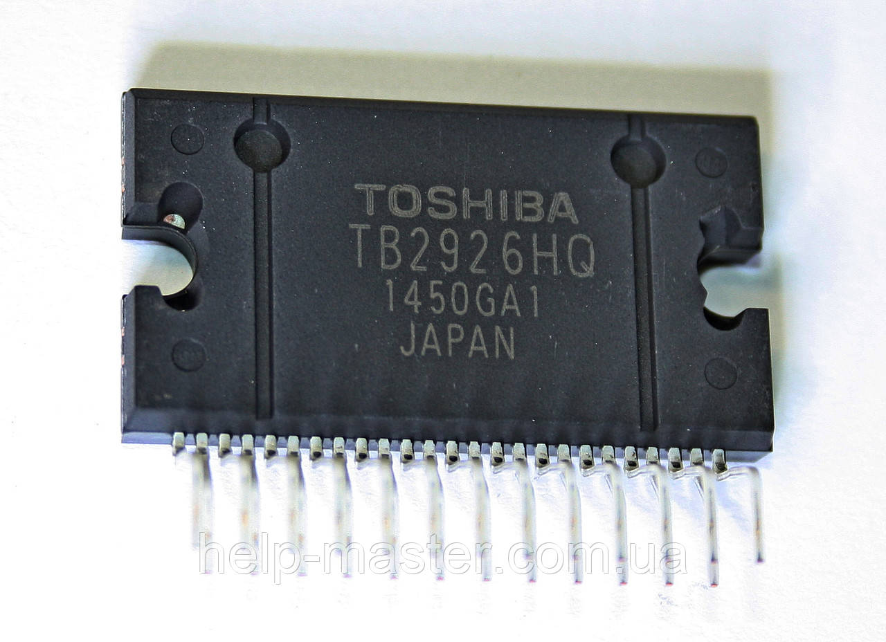 Микросхема TB2926HQ (HZIP25P-1.00F)