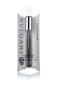 Женский мини парфюм Bvlgari Omnia Crystalline, 20 мл