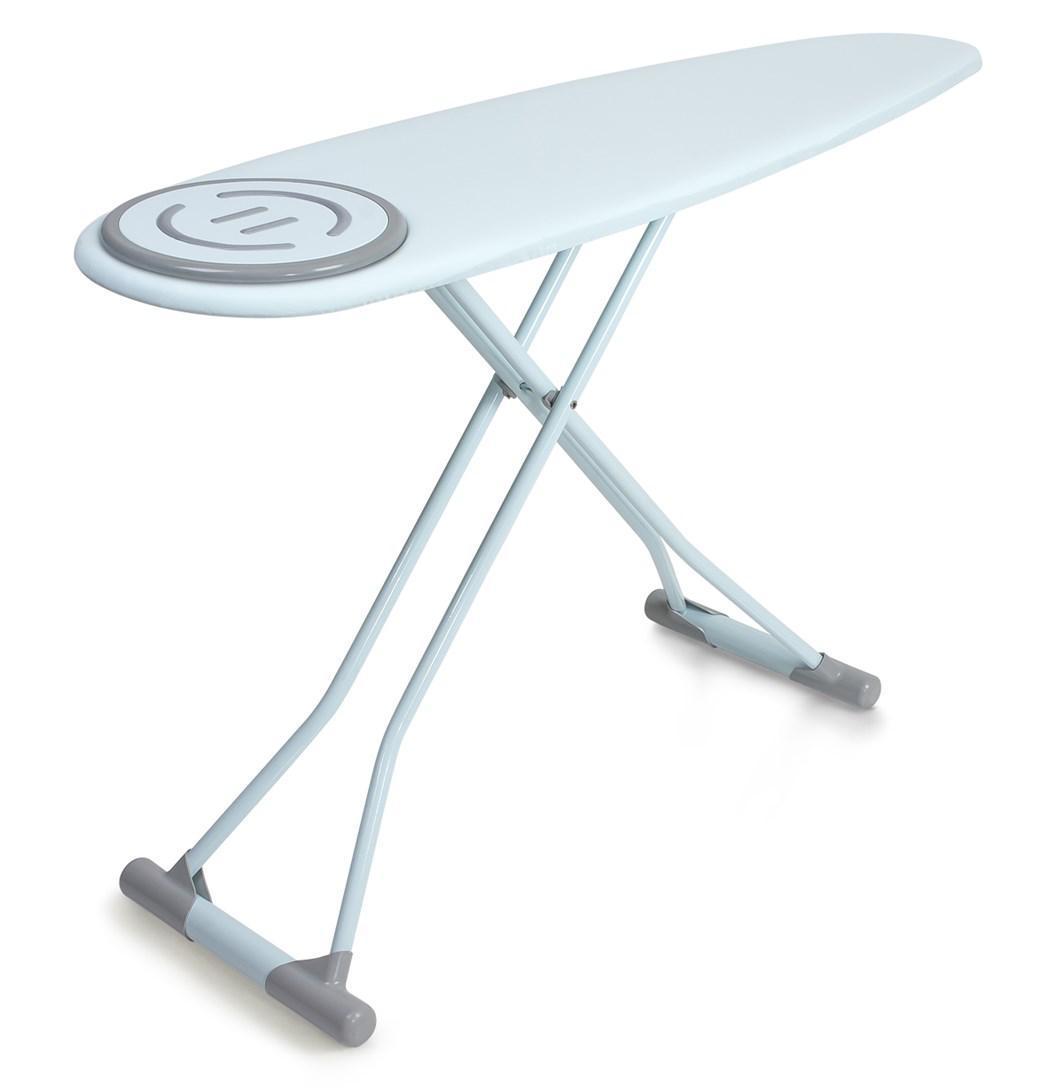 Гладильная доска Premium Blue ( Цельнометаллический стол) 152х44