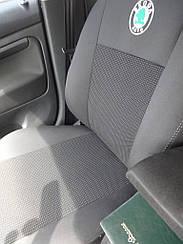 Чехлы на сидения Skoda Octavia A5 (седан) (2010-2012) в салон (Favorit)