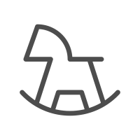 Стрибуни і конячки-гойдалки