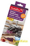 Профессиональные нитриловые перчатки от Profissimo (размер L 60 шт.) Германия