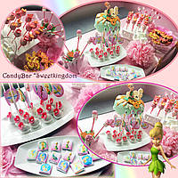 Кэнди бар (Candy bar) Фея Динь Динь