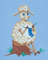 RTO Набор для вышивания Овечка
