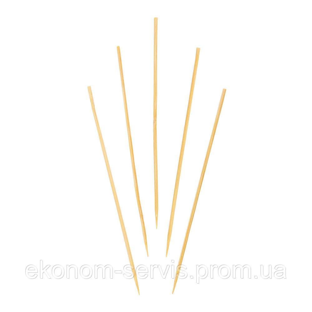 Шампур бамбуковый 15 см. 100 шт