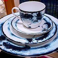 Сервиз столово чайный Bougucice Oceano 6/37 63701