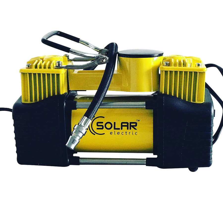 Автомобильный компрессор Solar AR-208