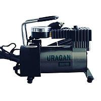 Автомобильный компрессор Ураган (90110)