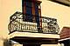 Кованые балконные перила, фото 2