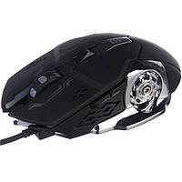 Компьютерная игровая мышь, мышка Zornwee GX20 с подсветкой Черный USB мышка оптическая, фото 1