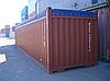 Тент на контейнер 20,40 футов с открытым верхом из ткани ПВХ, фото 4