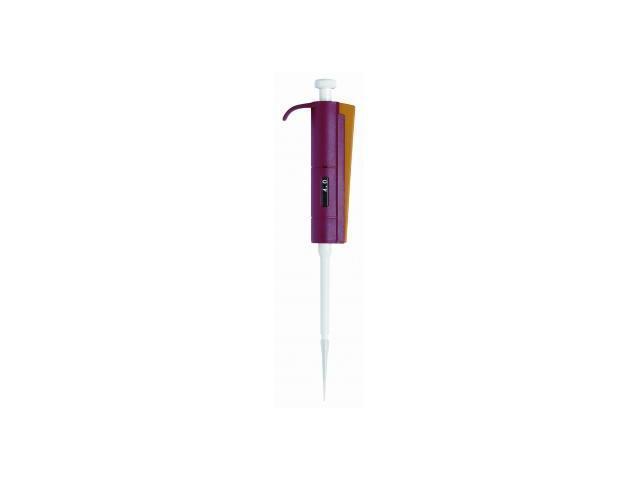 Дозатор пипеточный одноканальный, переменного объёма, 100-1000 мкл