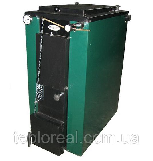 Твердотопливный котел  Термит-TT 18 кВт Стандарт (с обшивкой)