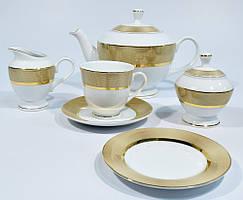 Сервиз чайный Bougucice Opal Gold 12/27 124701