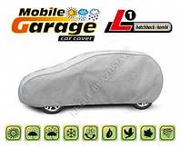 Чехол-тент для автомобиля Mobile Garage. Размер: L1 hb/kombi на Daewoo Lanos 1998-