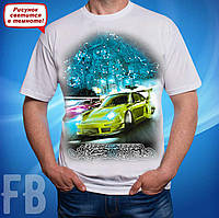 Мужская футболка Need For Speed Most Wanted
