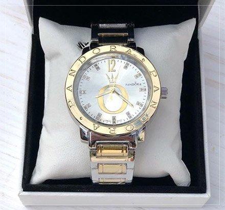 Pandora часы и браслет Pandora в подарок
