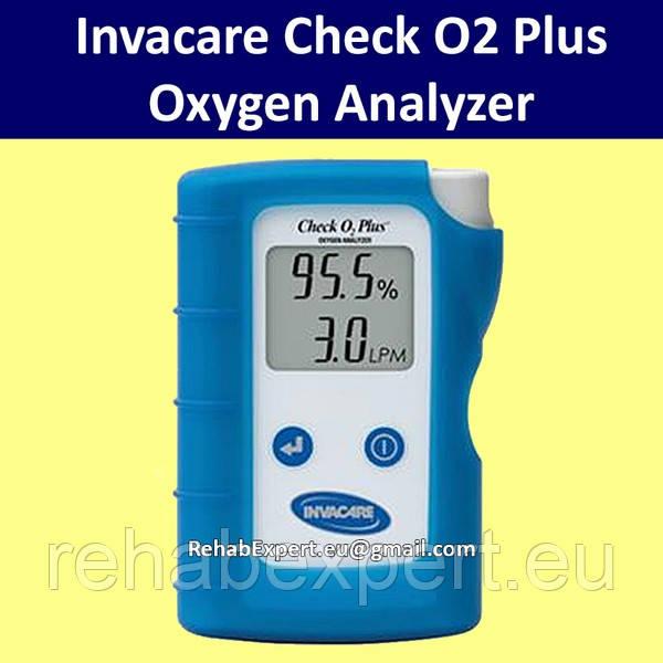 Анализатор Кислорода Invacare Check O2 Plus Oxygen Analyzer