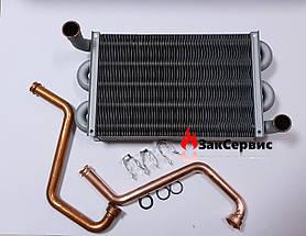 Главный теплообменник на газовый котел Сhaffoteaux 25-30 FF65104246