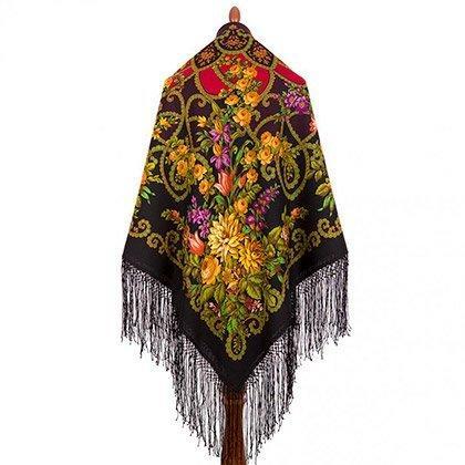 Изысканные шерстяные платки