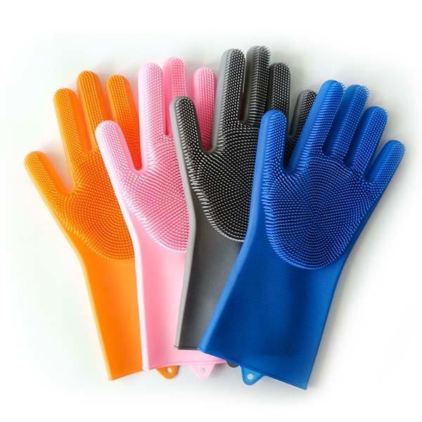 Перчатки-губки Magic Brush