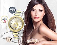 Часы Pandora и браслет Pandora в подарок, фото 1