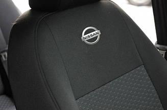 Чехлы в салон модельные Nissan Leaf 2010- (Prestige_Budget)