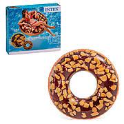 """Круг Intex 56262 NP """"Пончик""""  от 14 лет , диаметр 114см"""