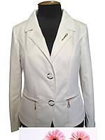 Женский летний пиджак батал, фото 1