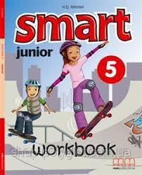 Smart Junior 5 Workbook with CD/CD-ROM