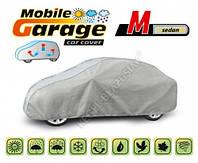 Чехол-тент для автомобиля Mobile Garage. Размер: M Sedan на Kia Rio 2005-2011