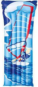 Надувний пляжний матрац BestWay 44021 183х76 см