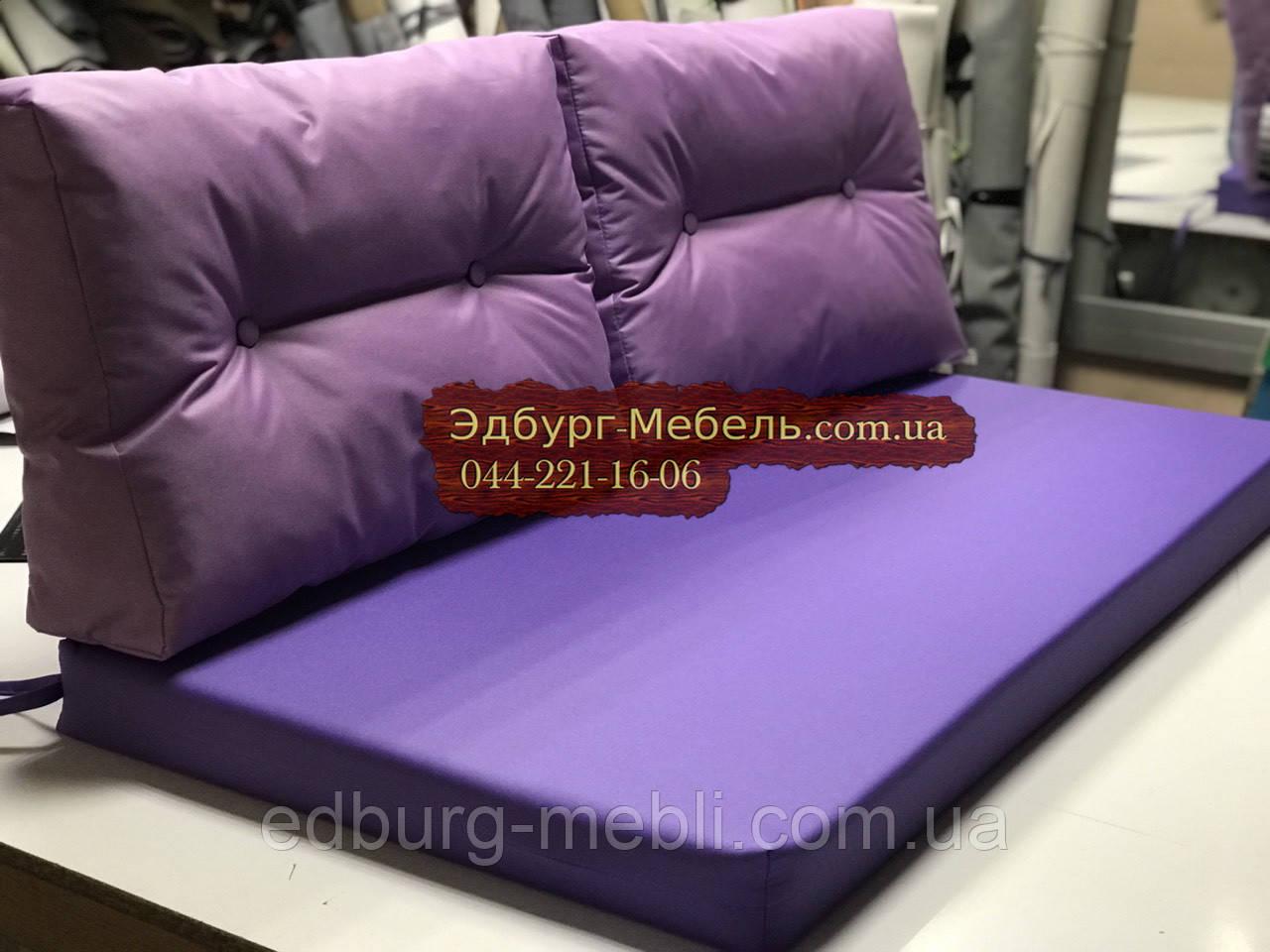 Подушки для кафе для піддонів 120см