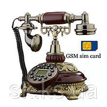 Стационарный gsm телефон sertec YC07
