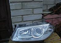 Фара левая Renault Megane, (Рено Меган) 2006-2008 (Depo)