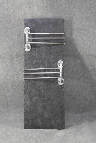"""КЕН-Рушникосушарка """"Слім"""" графітовий 1324RS3SLFI823T2, фото 2"""