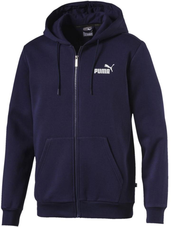 Мужская спортивная толстовка Puma Essentials Fleece Hooded