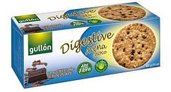 Без сахара Gullon  овсяное печенье - с шоколадом 425г