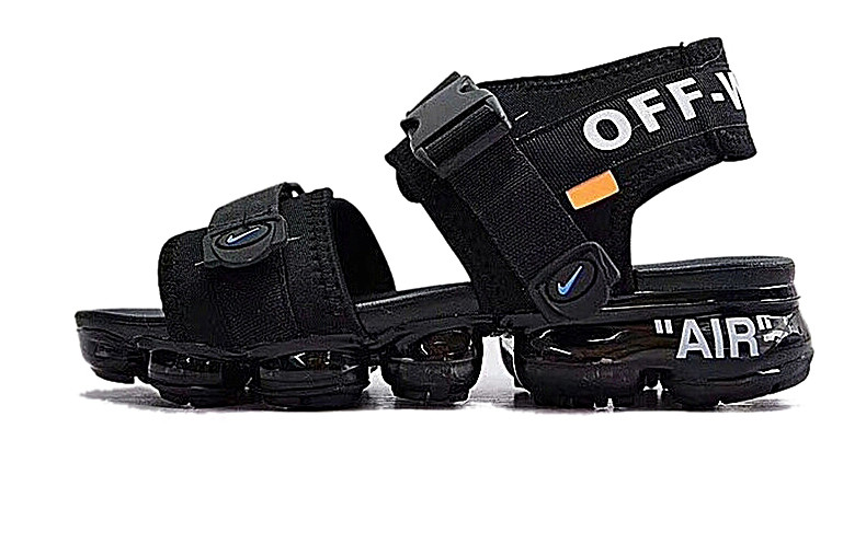 off white sandals nike vapormax