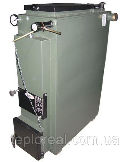 Твердотопливный котел  Термит-TT 25 кВт эконом (без обшивки)