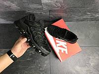 Мужские Nike VaporMax Plus Triple Blac