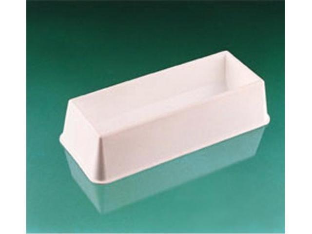 Ванночка для многоканальных дозаторов, белый ПП