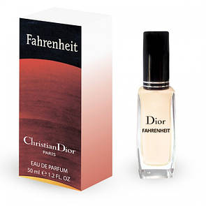 Мужской мини-парфюм Dior Fahrenheit 50 мл
