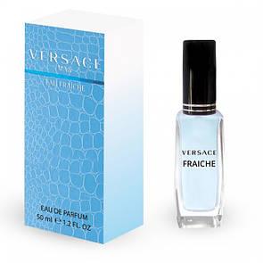 Чоловічий міні-парфуми Versace Eau Fraiche 50 мл