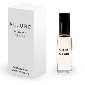 Мужской мини-парфюм Chanel Allure Homme Sport 50 мл