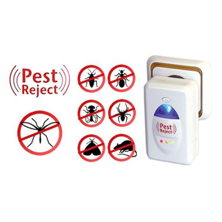 Универсальный Отпугиватель грызунов и насекомых PEST REJECT