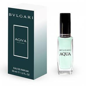 Чоловічий міні-парфуми Bvlgari Aqva 50 мл