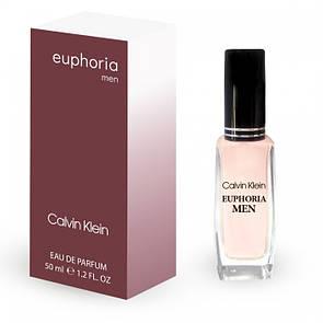 Чоловічий міні-парфуми Calvin Klein Euphoria Men 50 мл