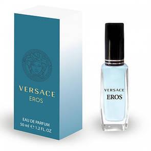 Мужской мини-парфюм Versace Eros 50 мл